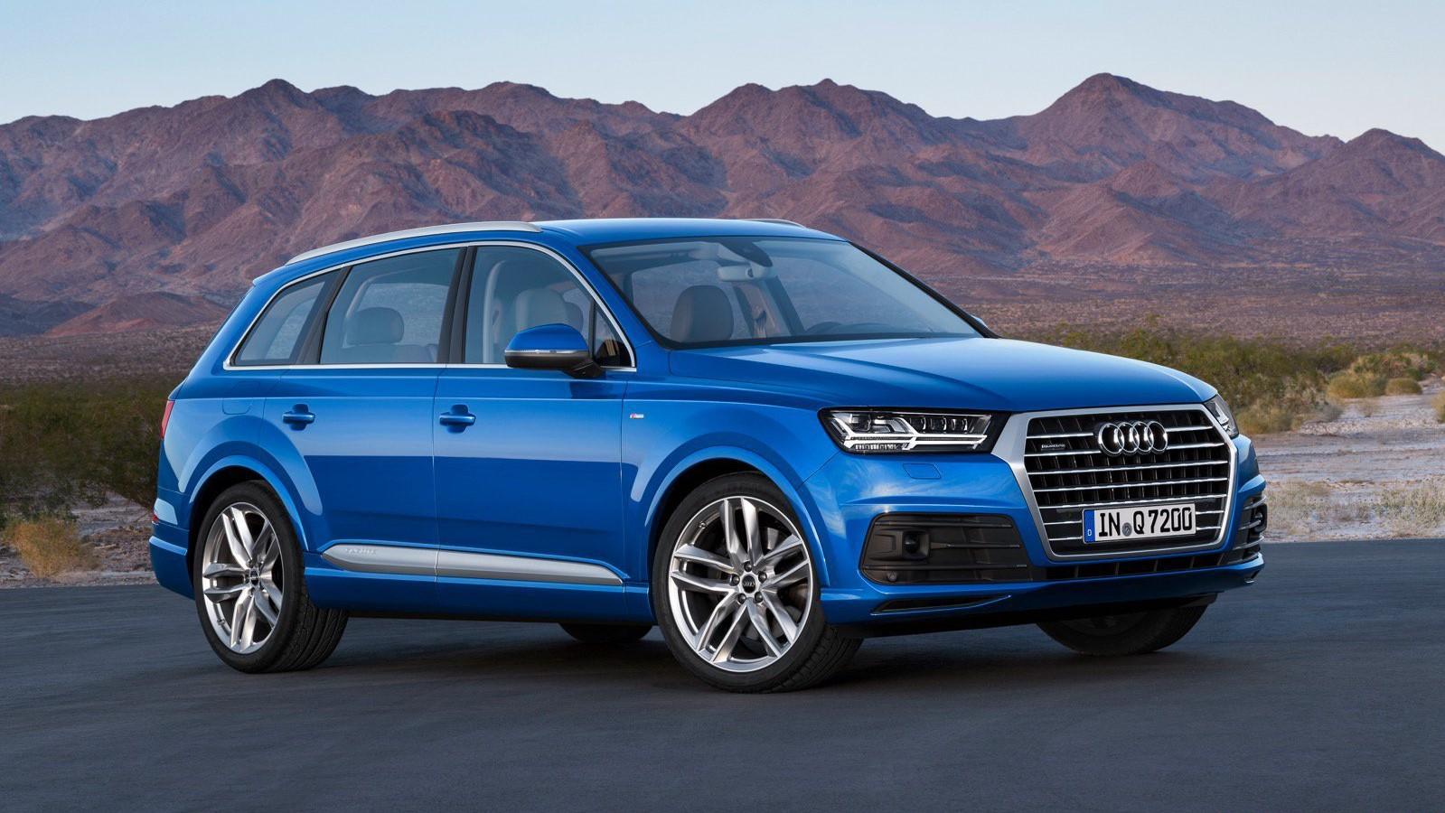 Audi Q7 будут собирать в России на одном заводе с BMW