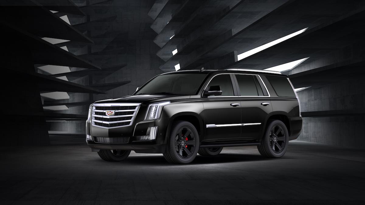 За юбилейный Cadillac Escalade в России попросят доплату в миллион рублей