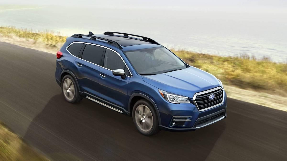 Subaru привезёт в Россию большой кроссовер и другие новости за ночь
