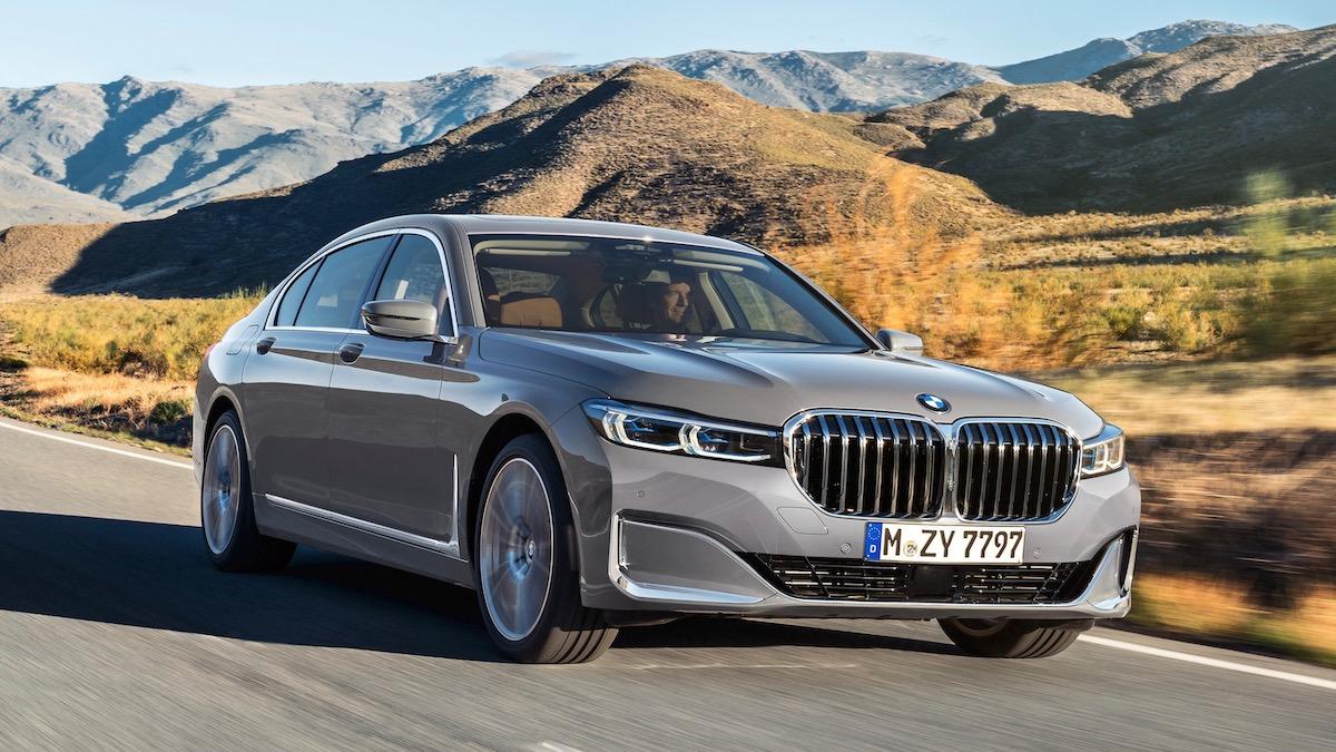Официальные фотографии новой «семёрки» BMW идругие новости за ночь