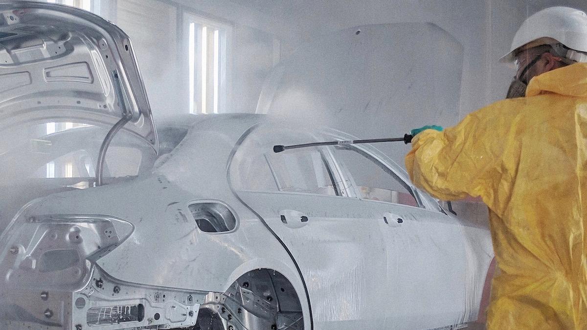 Названа точная дата запуска российского завода Mercedes-Benz