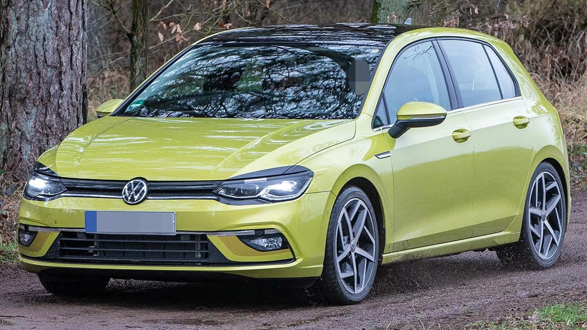 Премьера нового Volkswagen Golfотложена из-запроблем сэлектроникой