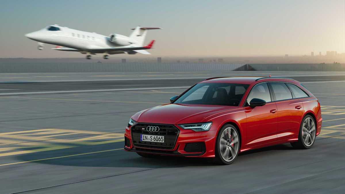 Audi S6 и S7 впервые стали дизельными