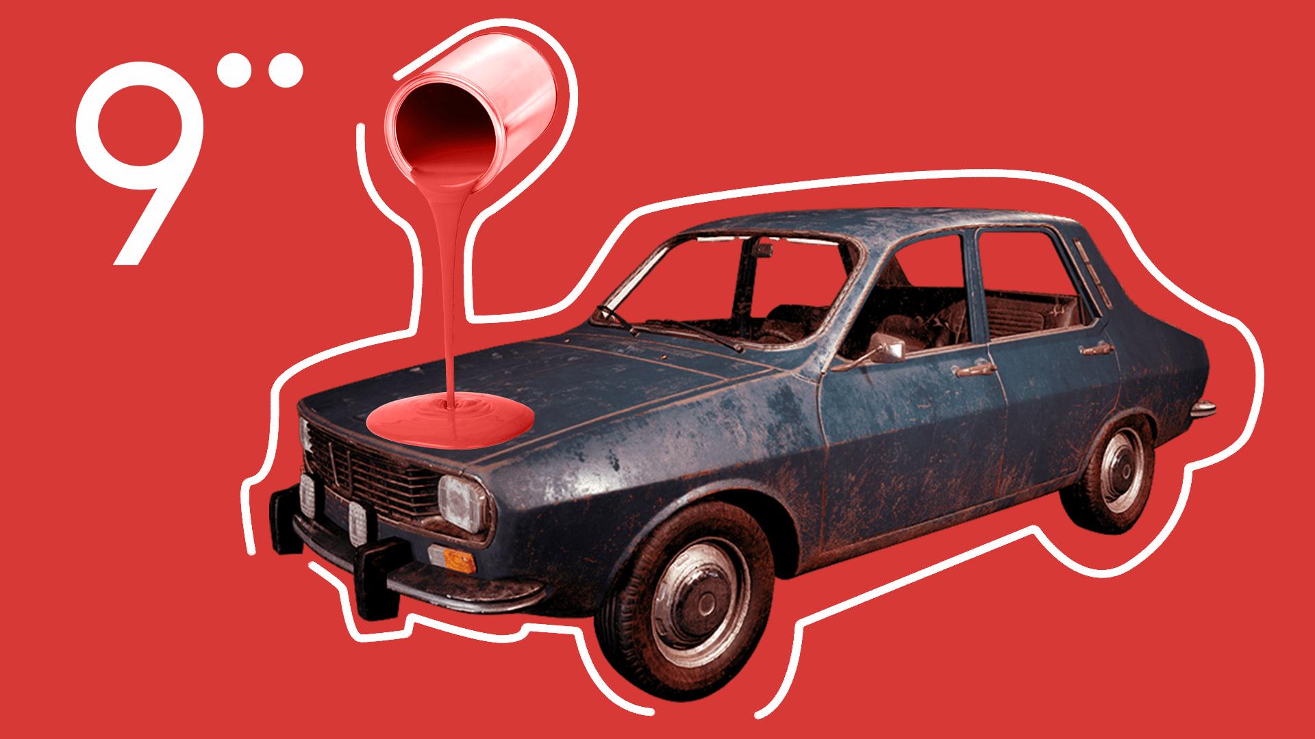 9 признаков кузовного ремонта автомобиля