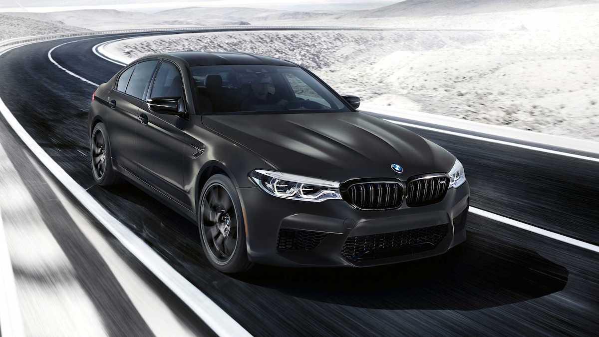 Юбилейная BMW M5, противопожарный апдейт Tesla идругие новости заночь