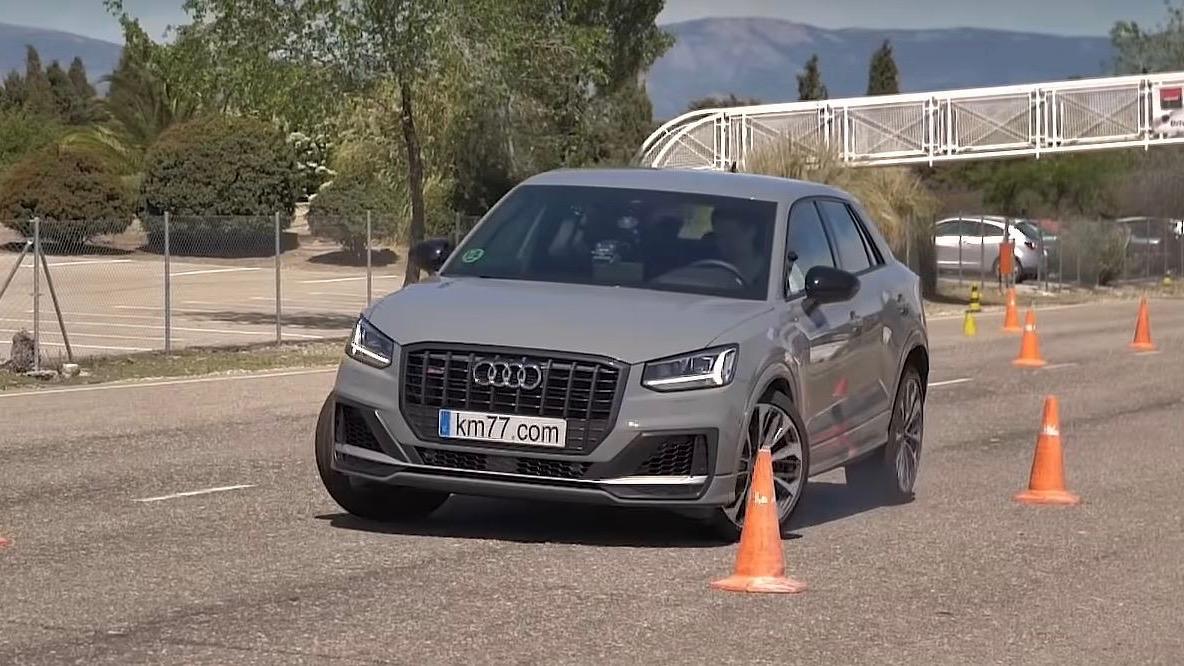 Audi SQ2 провалил лосиный тест, Tesla обновит Model S и другие новости заночь