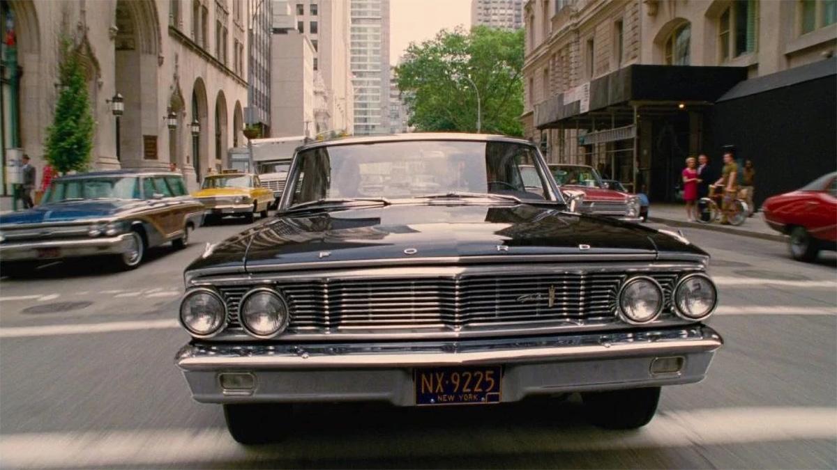 Cars in movie men in black — 11