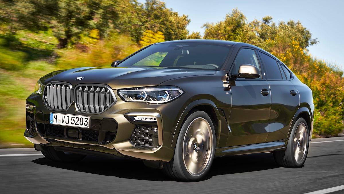 Новый BMW X6, УАЗ Патриот с«автоматом» идругие новости недели