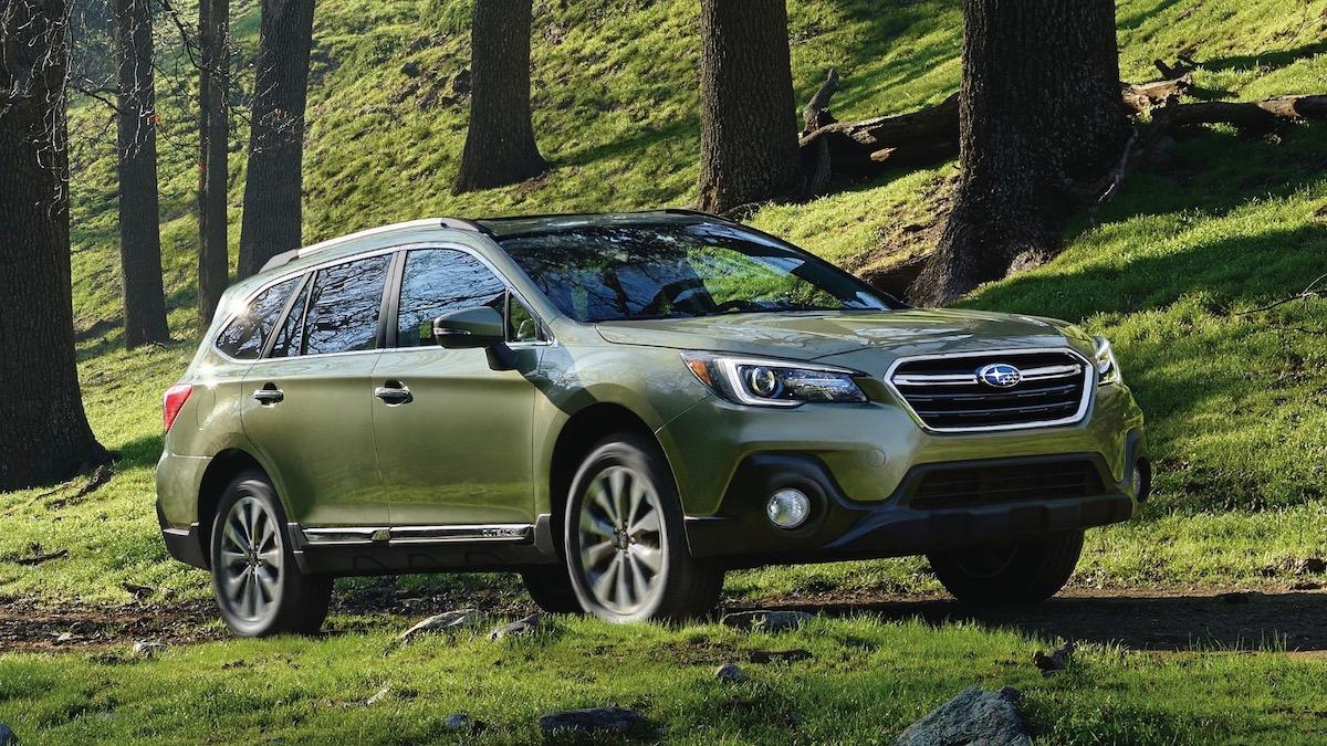 Subaru выдаст американцам новые Legacy и Outback взамен бракованных