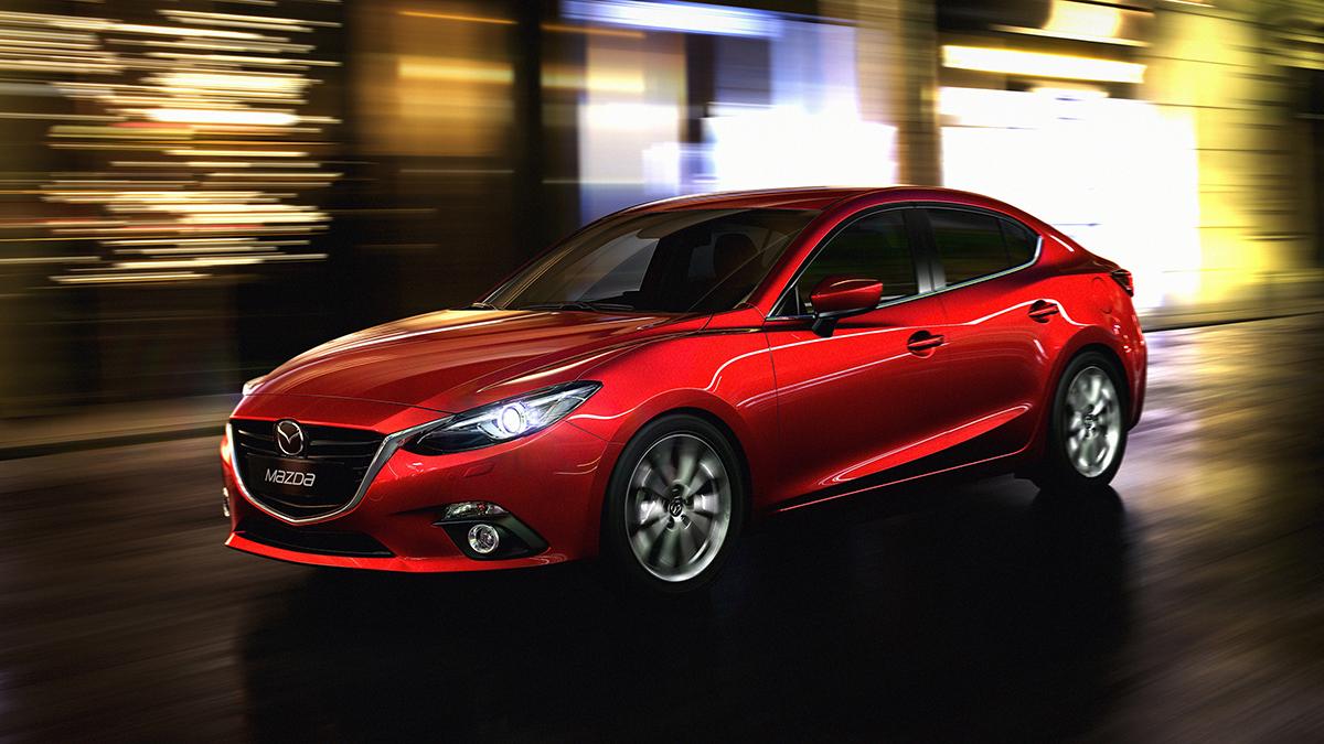 На Алтае появится новый дилер Mazda