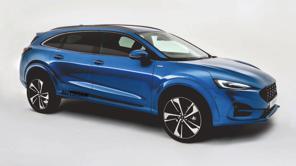 Ford заменит Mondeo, S-Max и Galaxy одним кросс-универсалом