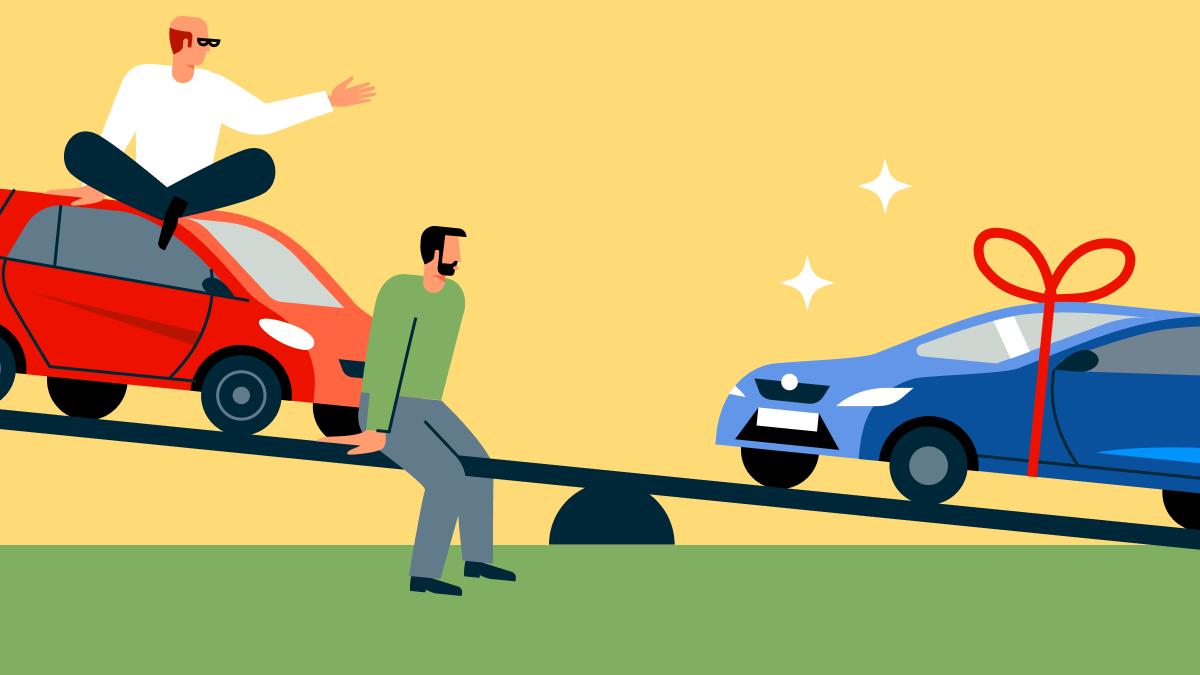 образец договор залога автомобиля между юр и физ лицом