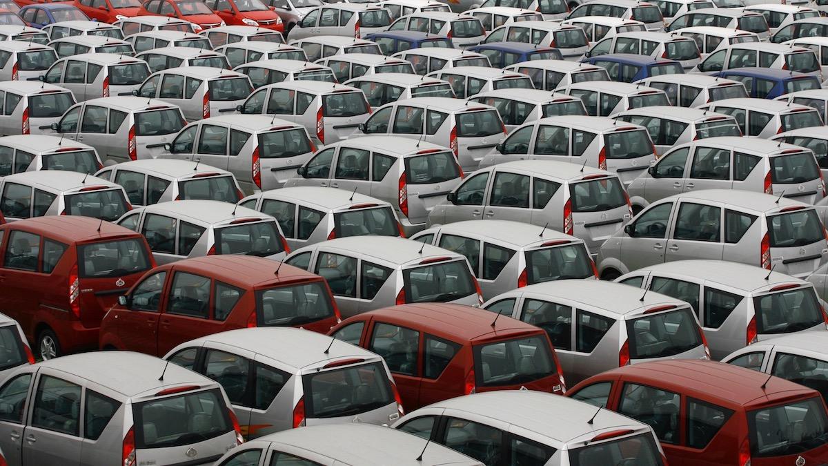 Подержанные автомобили из Китая в России, ещё один автозавод идругие новости недели