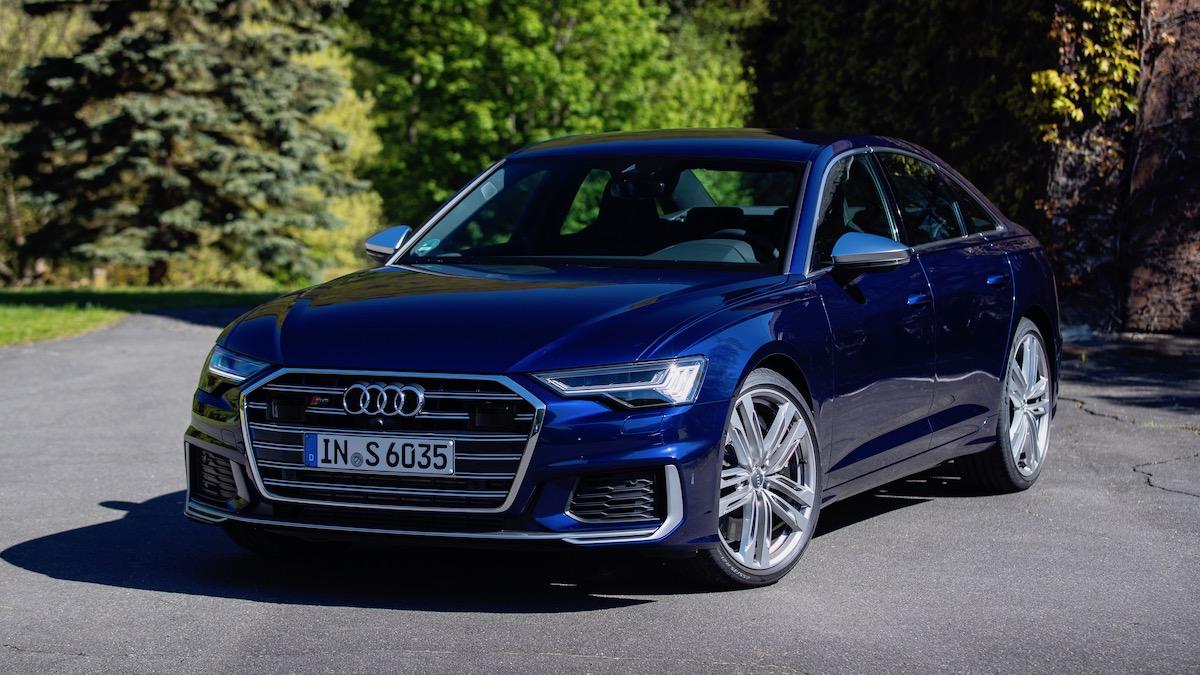 Бензиновый Audi S6 лишился V8