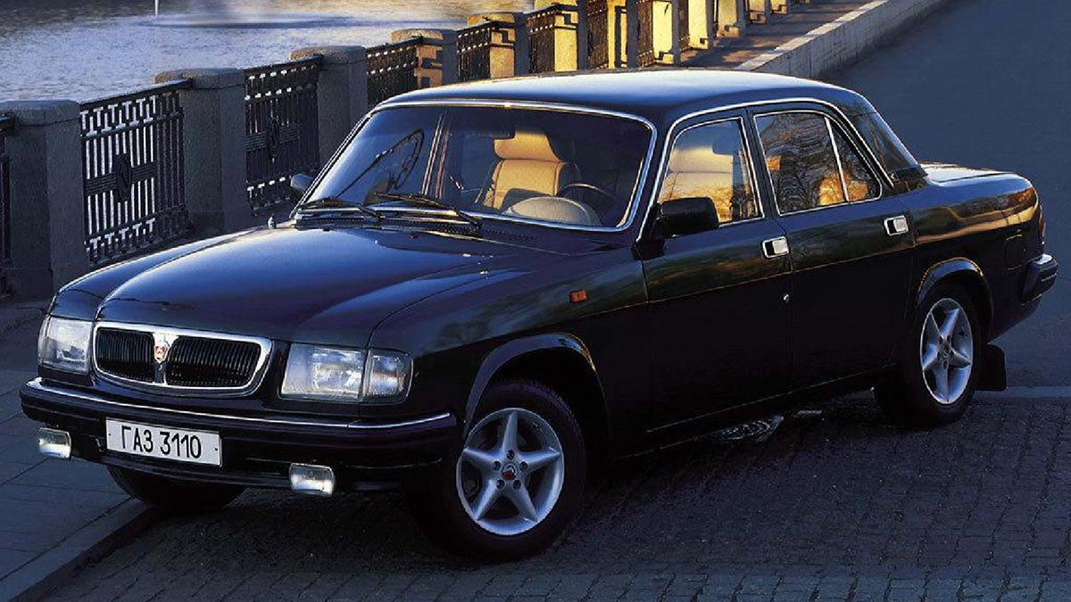 #4 ГАЗ 3110. До сих пор 55 тысяч выпущенных уже в постсоветские времена «Волг» зарегистрированы на юридические лица! Это 10,5% от парка (чуть больше полумиллиона штук).  Выбрать ГАЗ 3110 на Авто.ру
