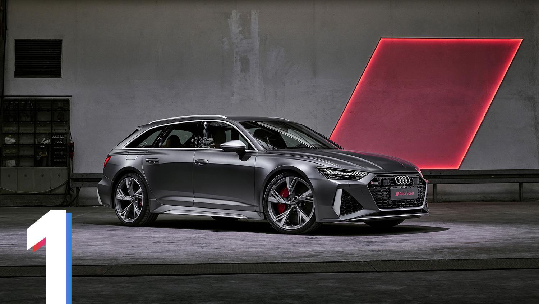 Новый Audi RS6 Avant будет предлагаться только в кузове универсал, причём модель позаимствовала фары у лифтбека A7. Сместа до «сотни» пятидверка разгоняется за 3,6секунды. Максимальная скорость традиционно ограничена электроникой на отметке 250 км/ч, но с опциональными пакетами «границу» можно сдвинуть до 280 или 305 км/ч.Уавтомобиля восьмиступенчатый «автомат», полный привод с механическим межосевым дифференциалом и активным задним дифференциалом, а также полноуправляемое шасси и пневмоподвеска. Для сравнения: 612-сильный универсал Mercedes-AMG E63S до 100 км/ч ускоряется за 3,5секунды, а 625-сильный седан BMW M5 Competition– за 3,3секунды.