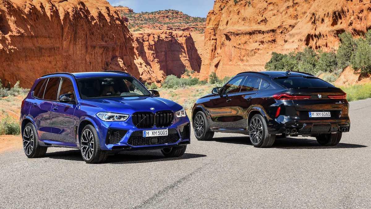 5 фактов проновые BMW X5M и X6M. Сроссийскими ценами