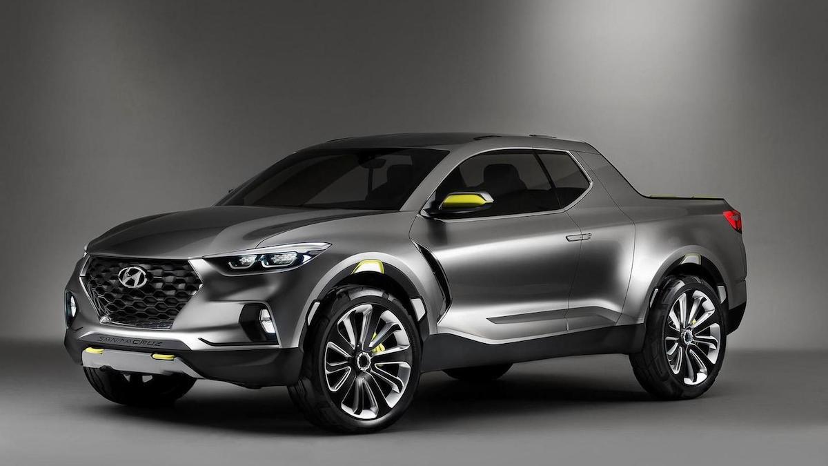 Пикап Hyundai, гиперкар Peugeot идругие новости заночь