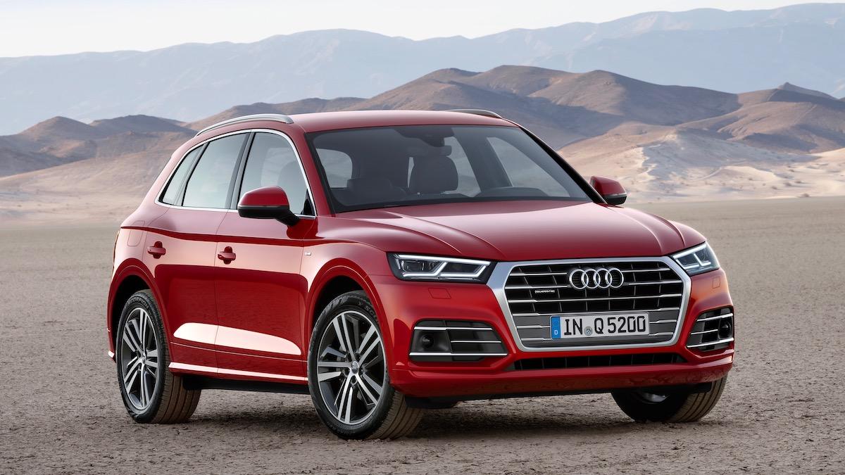 Более 10 тысяч Audi Q5 попали под отзыв вРоссии из-за пустяка