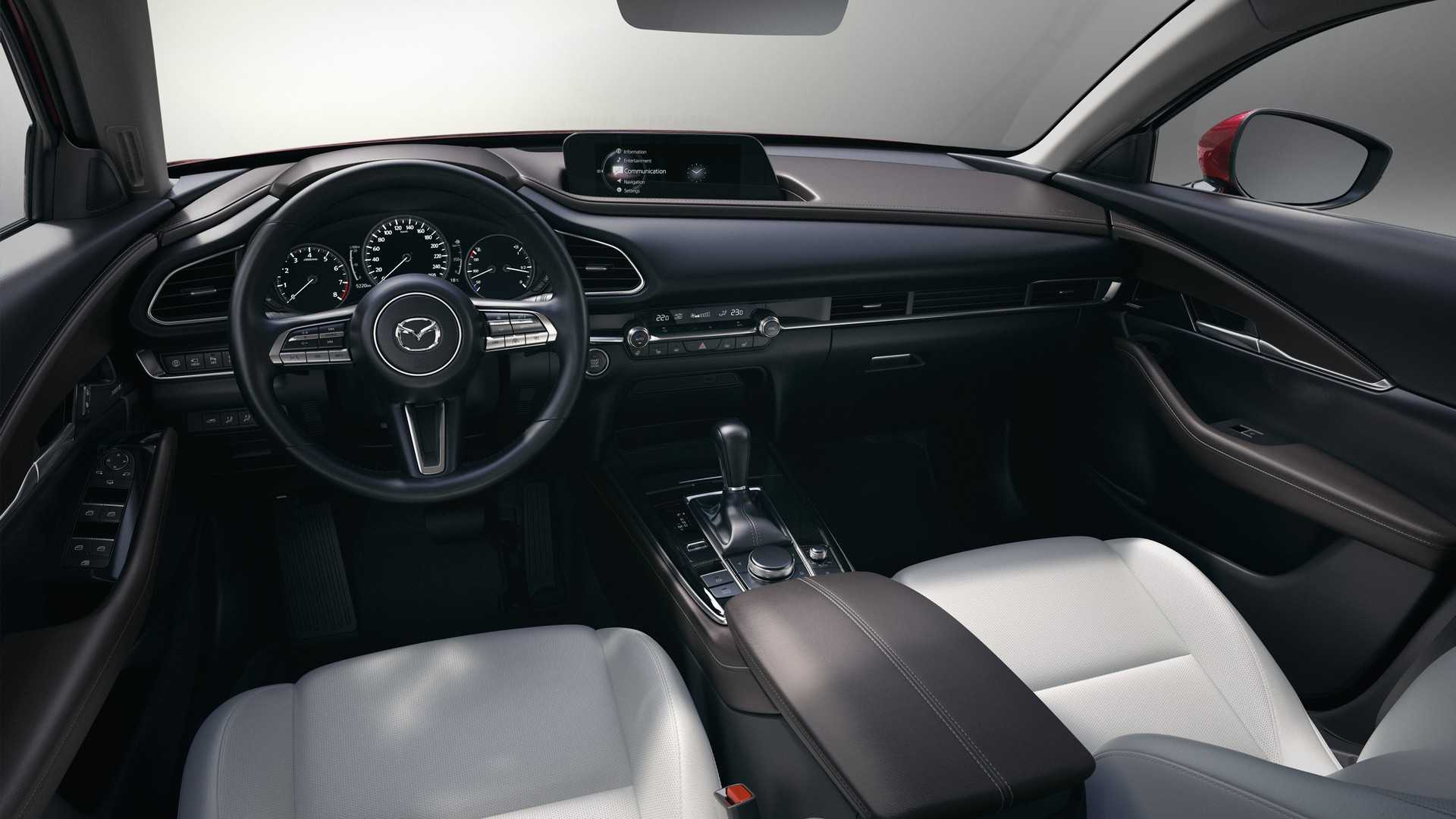 """Картинки по запросу """"Mazda CX-30 салон"""""""""""