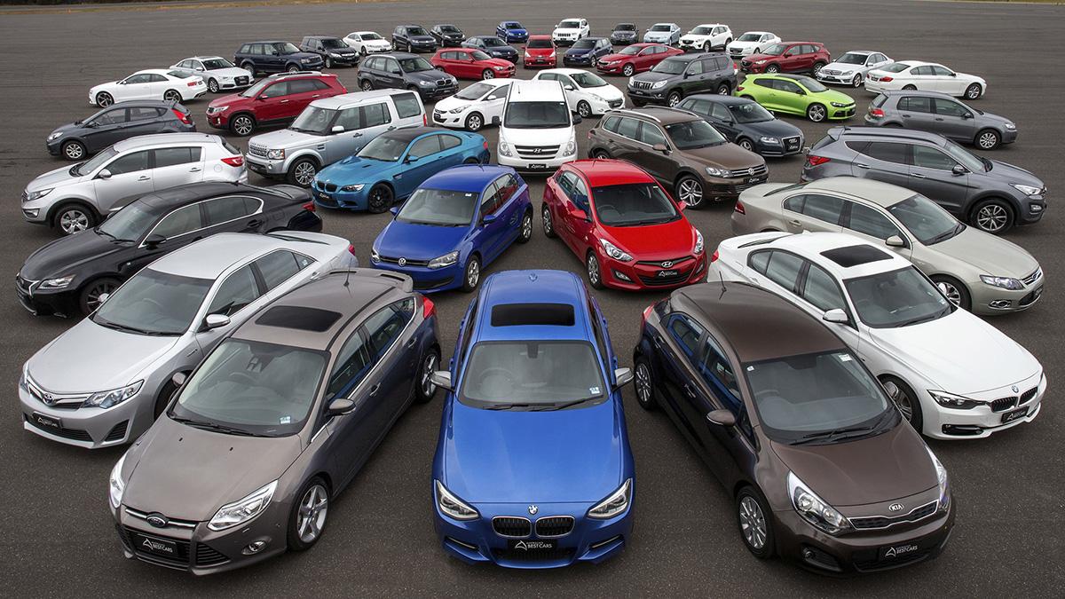 В Европе опять вырос спрос на новые легковые автомобили