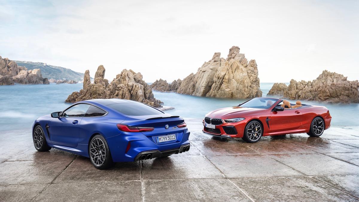 BMW остановил продажи М-версий из-за проблем спроводкой