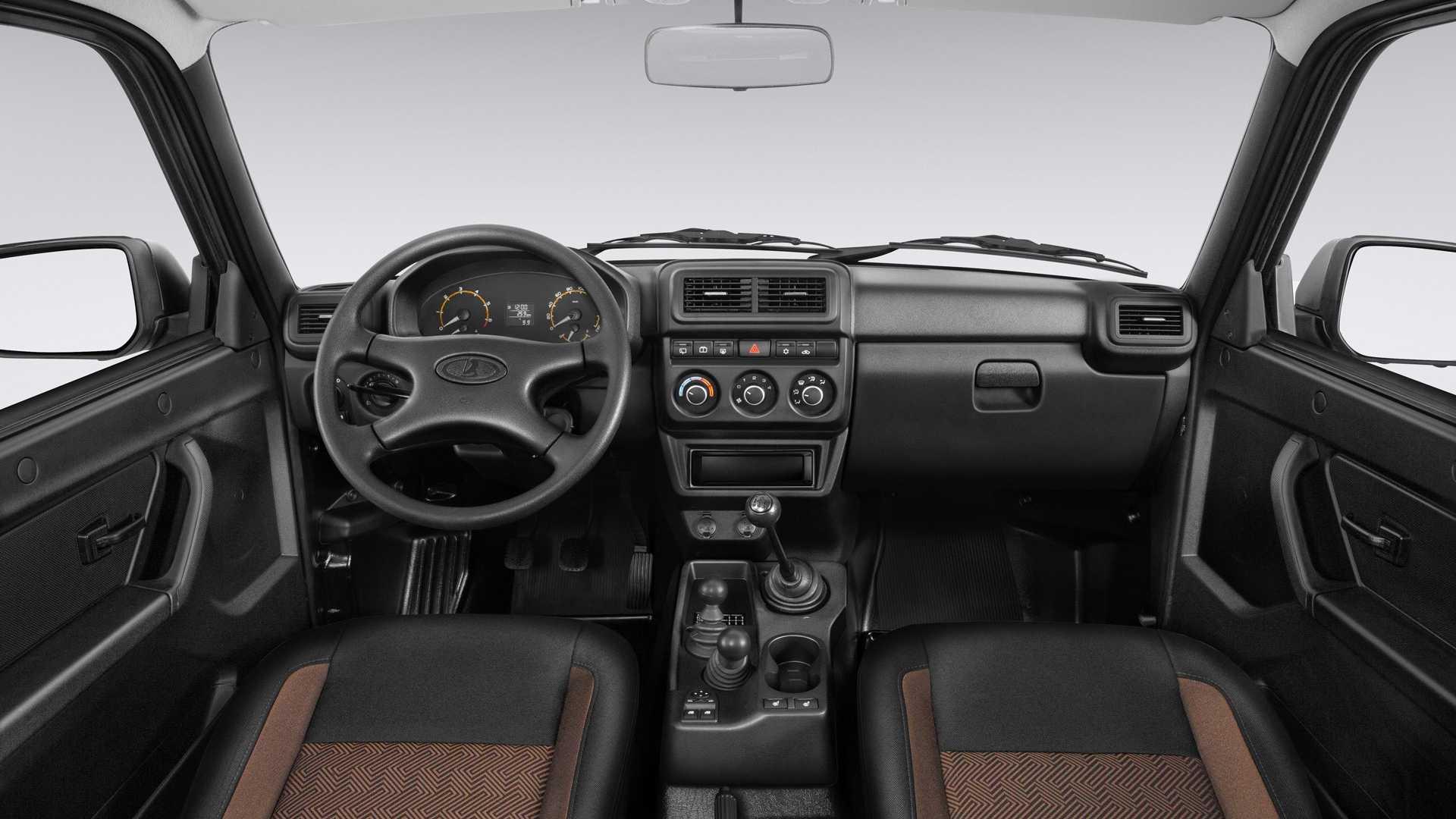 Обновлённая Lada 4x4 всё же получит водительскую подушку безопасности -  читайте в разделе Новости в Журнале Авто.ру