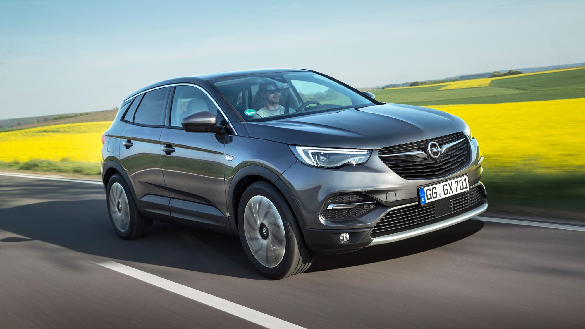 Тест кросовера Grandland X, з яким Opel повернувся