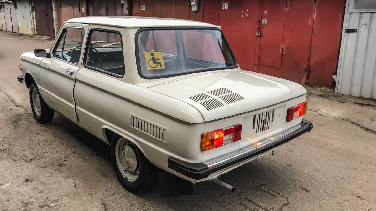 Советские машины безпробега в2020 году. Что? Да!