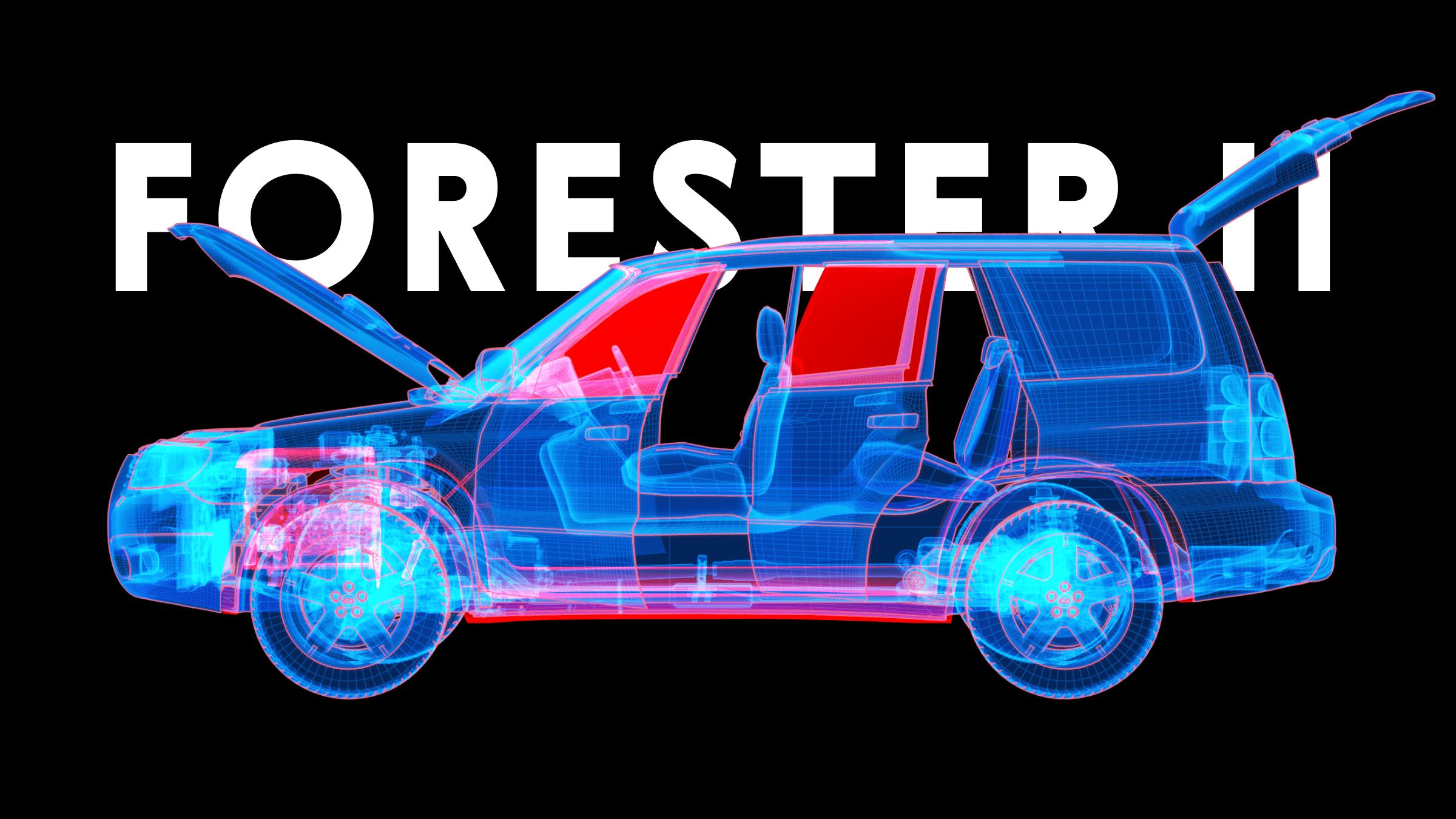7 неисправностей подержанных Subaru Forester второго поколения