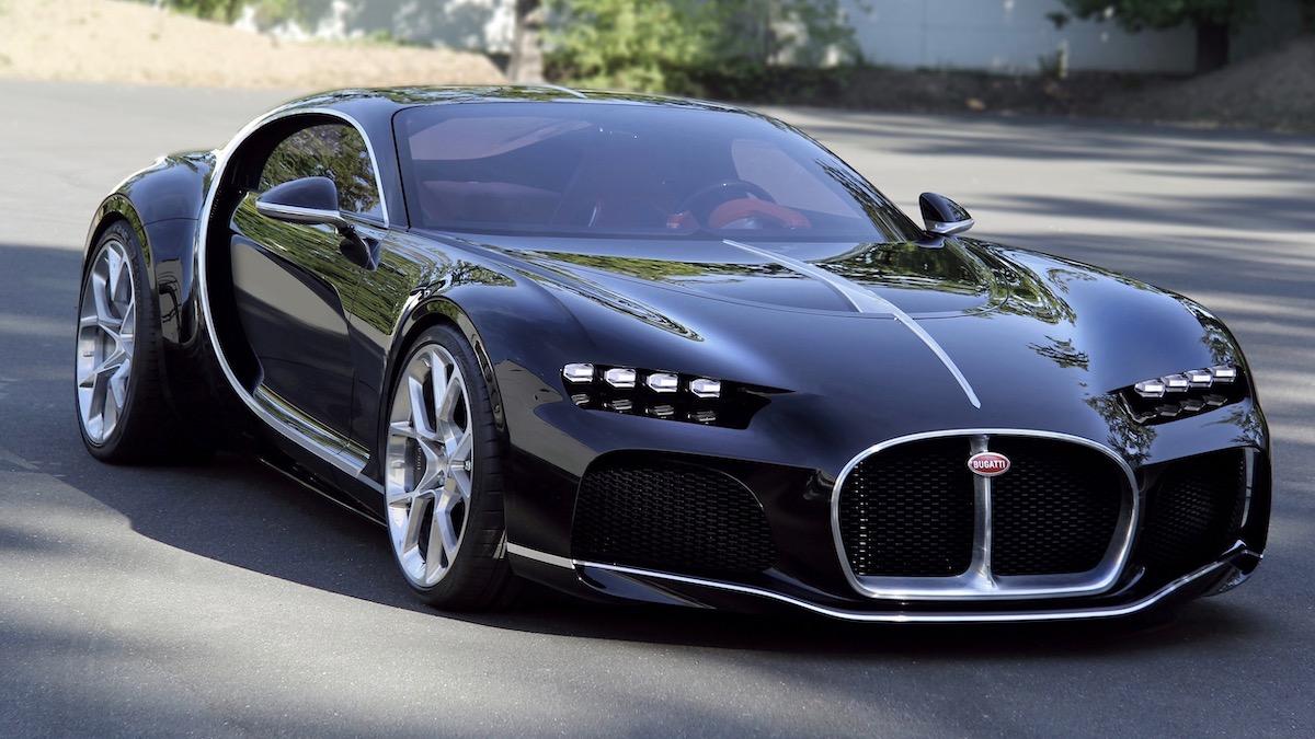 Марка Bugatti рассекретила три прототипа, которые никогда не станут  серийными - читайте в разделе Новости в Журнале Авто.ру