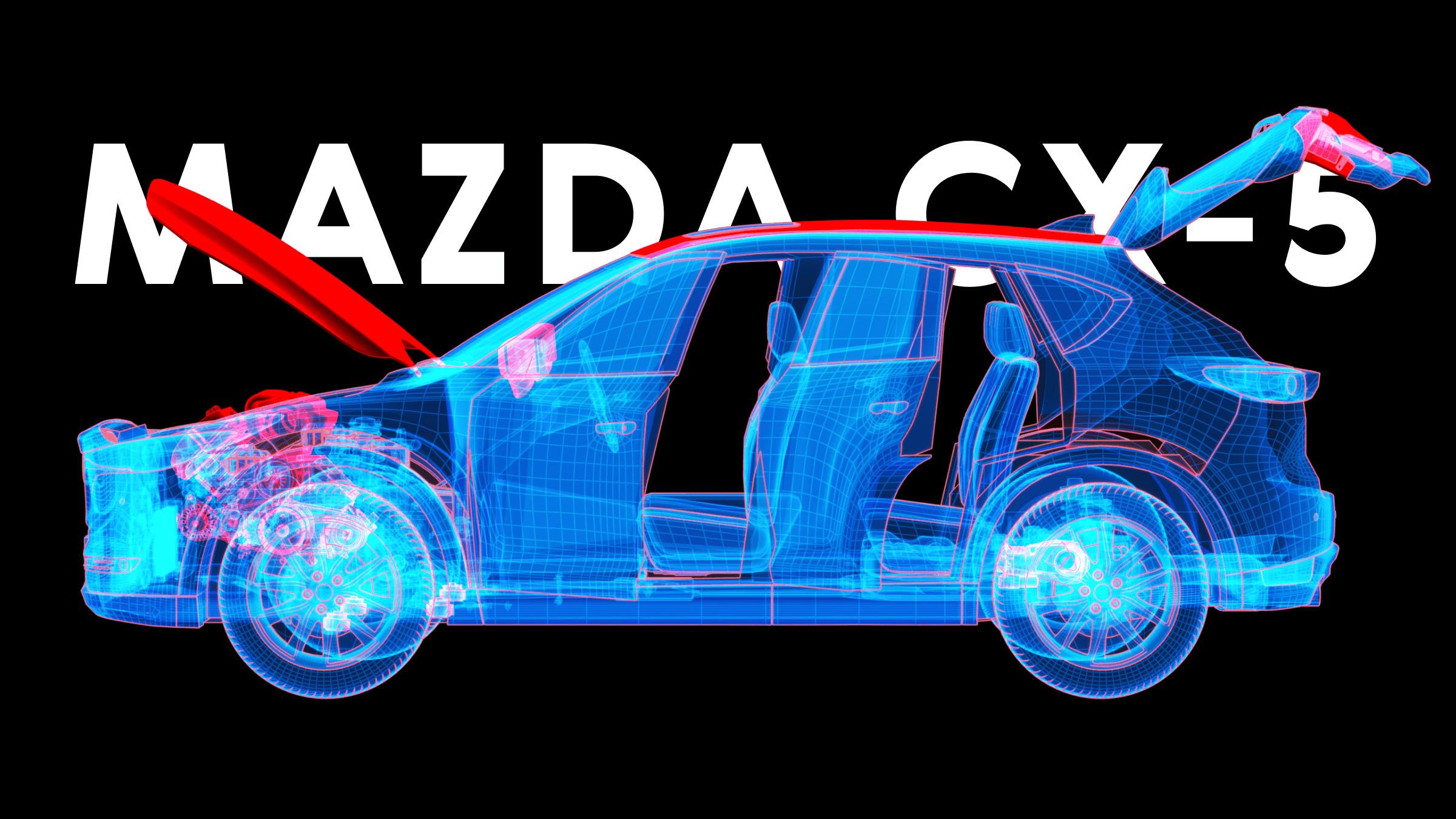 8 проблем кроссоверов MazdaCX-5 с пробегом