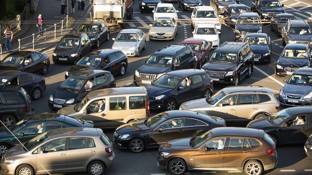 Пробки из-за пропусков в Москве, Hyundai Tucson с сервисами Яндекса идругие новости заночь