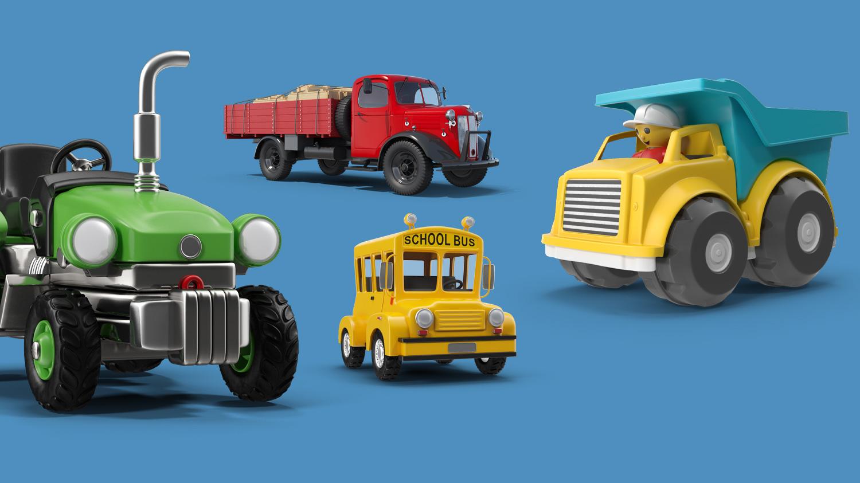 Зона погрузки: какие бывают категории водительских прав для коммерческого транспорта