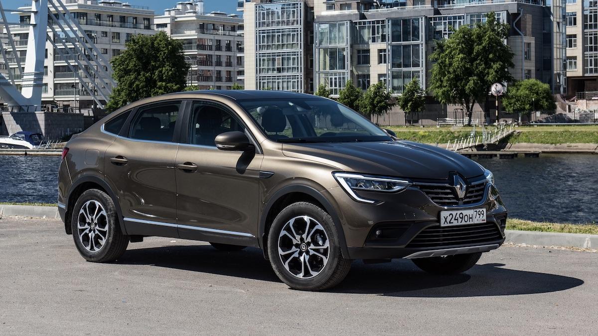 Россияне купили больше всех вмире автомобилей Renault