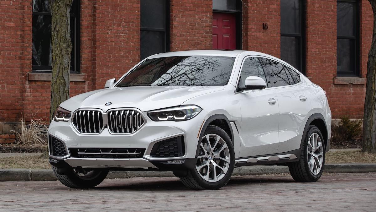 BMW X6 российской сборки оказался дороже и богаче машин из США