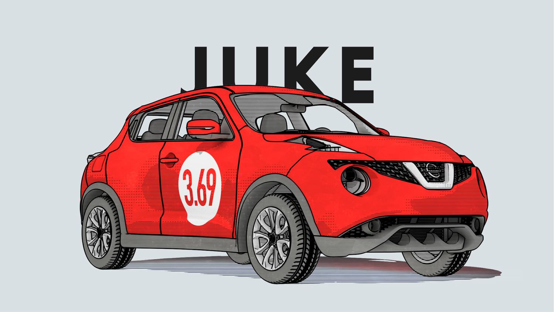 Надёжен лиNissan Juke I поколения: всепроблемы японского автомобиля спробегом