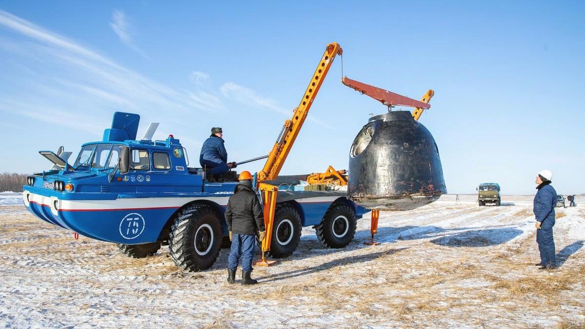 Для наших дорог: удивительные советские вездеходы инженера Грачёва
