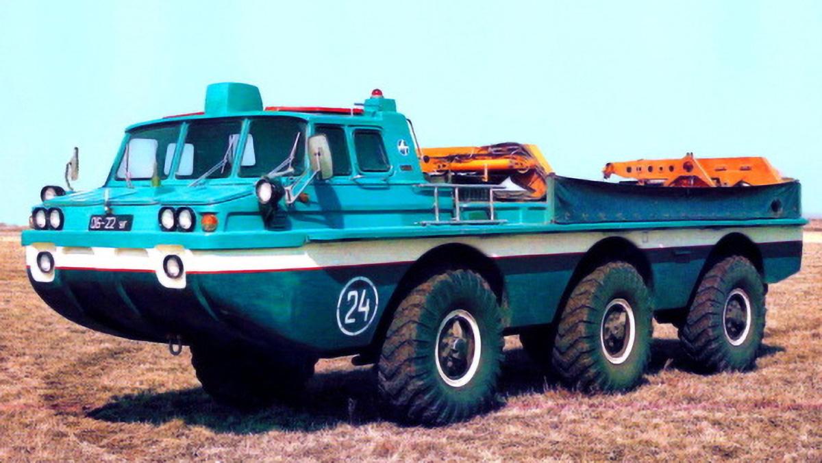 ЗИЛ-4906 «Кран»