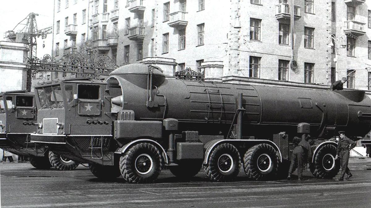 ЗИЛ-135К разных образцов