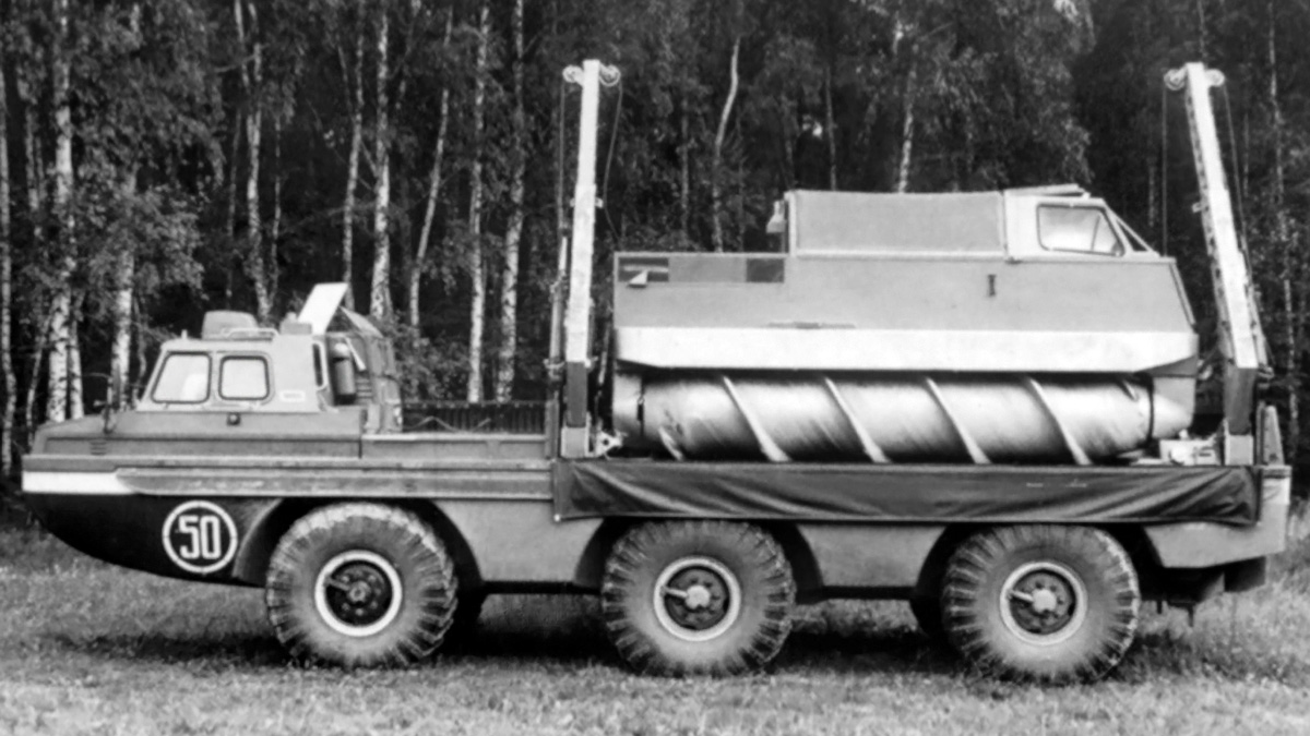 ЗиЛ-4906 и ЗиЛ-29061