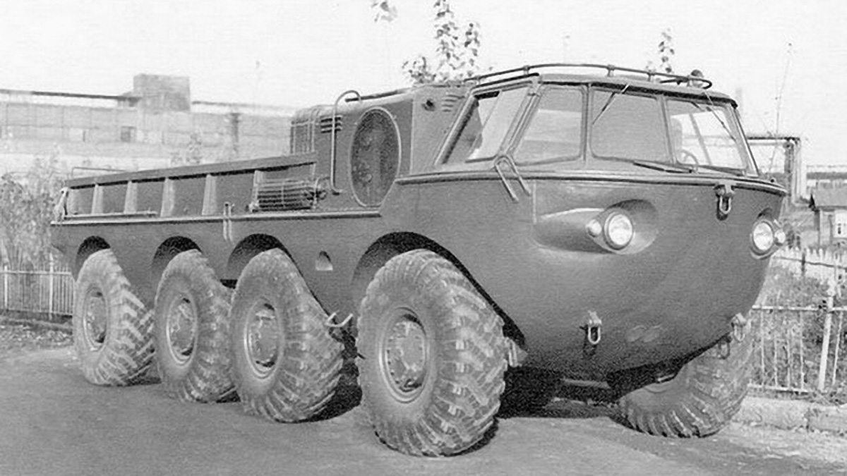 ЗИЛ-135Б