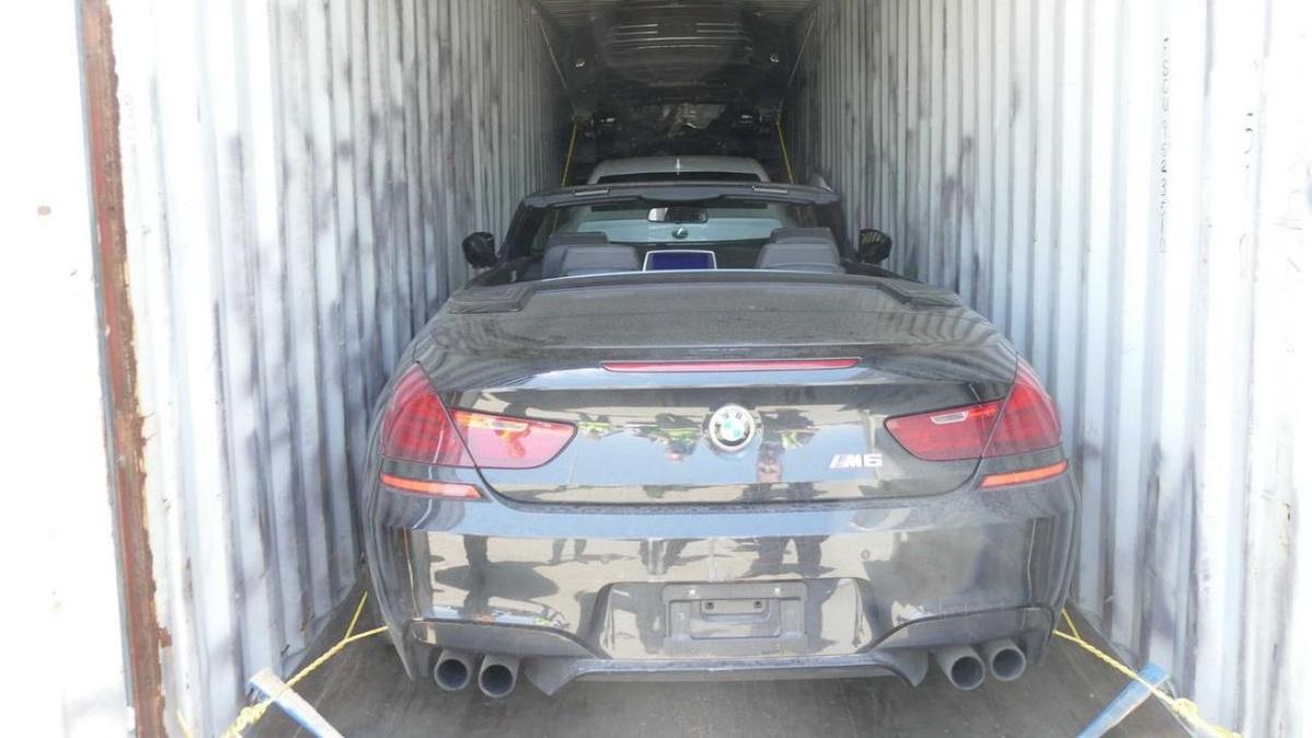 40 угнанных в Канаде машин нашли в контейнерах в Италии