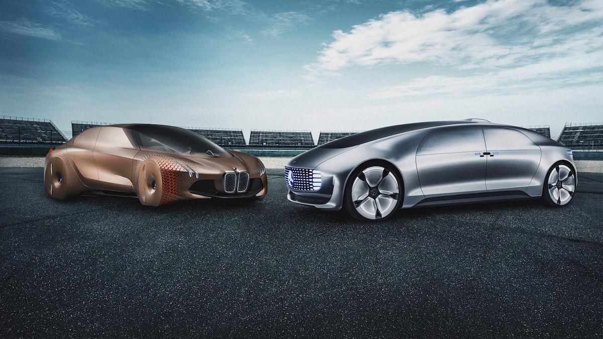 BMW и Daimler приостановили совместную разработку беспилотников