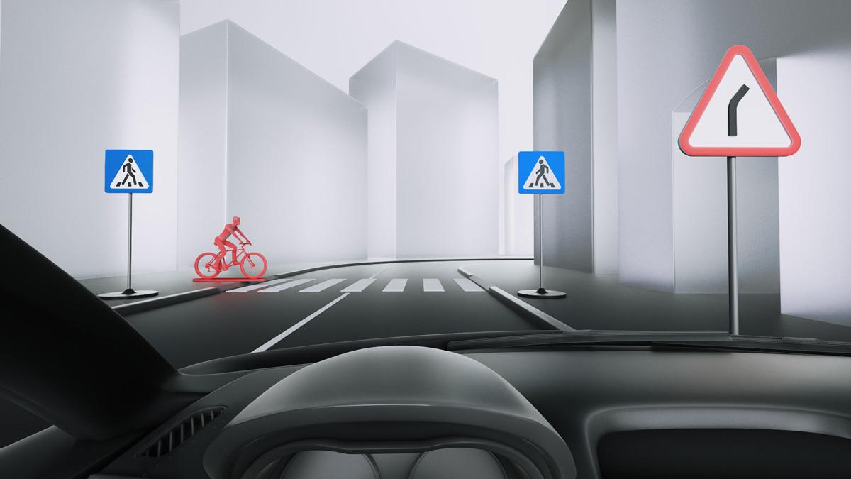 Оштрафуют или нет: непропустил велосипедиста