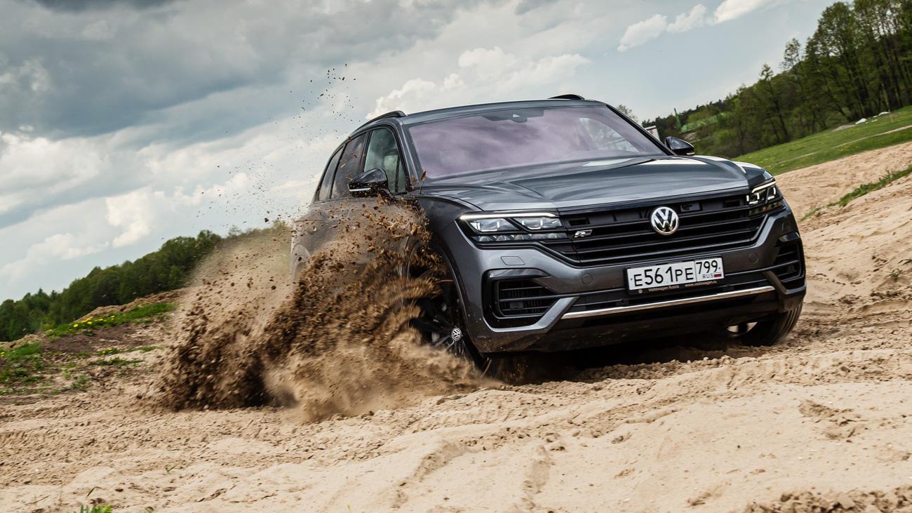 Бремя лидера: подробный тест кроссовера Volkswagen Touareg