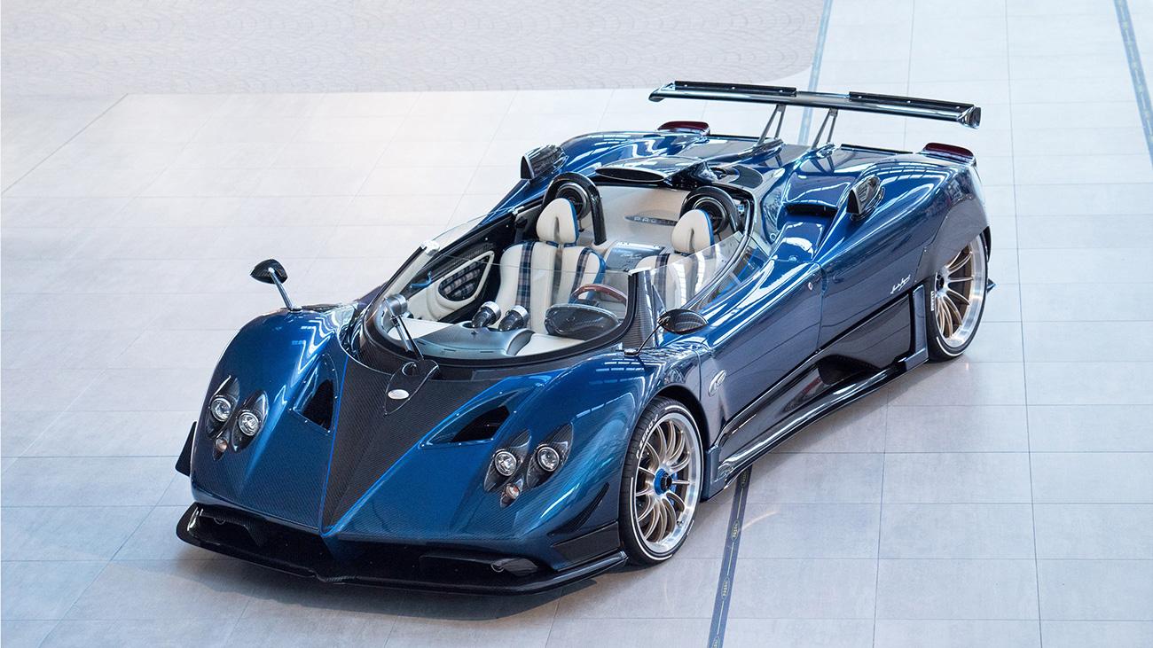 Недоступные: 10 самых дорогих автомобилей в мире