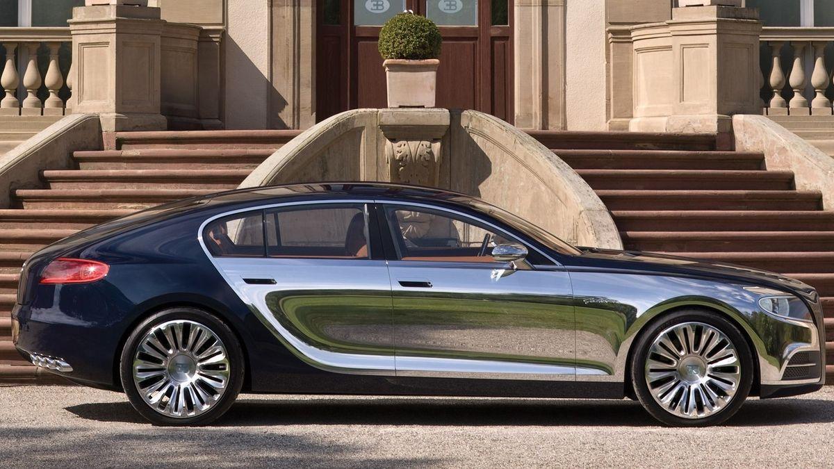 Bugatti отложила выпуск «доступной» модели