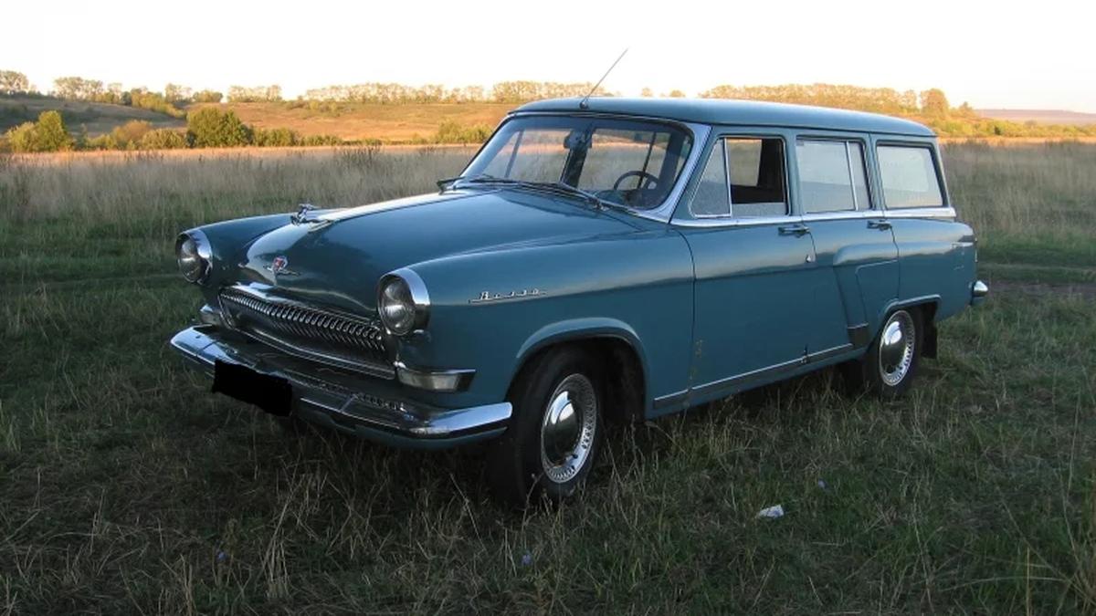 Редчайшую экспортную «Волгу» 1967 года продают по цене Hyundai Solaris
