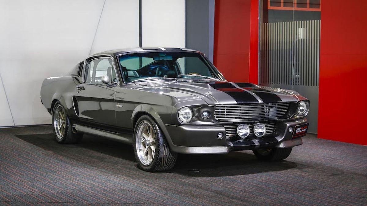 Ford Mustang из «Угнать за 60 секунд» оценили в 35 миллионов рублей
